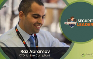 Mirror Review's Visionary Security Leaders, 2019 Raz Abramov: An Entrepreneur with High Cyber-Intelligence Skills