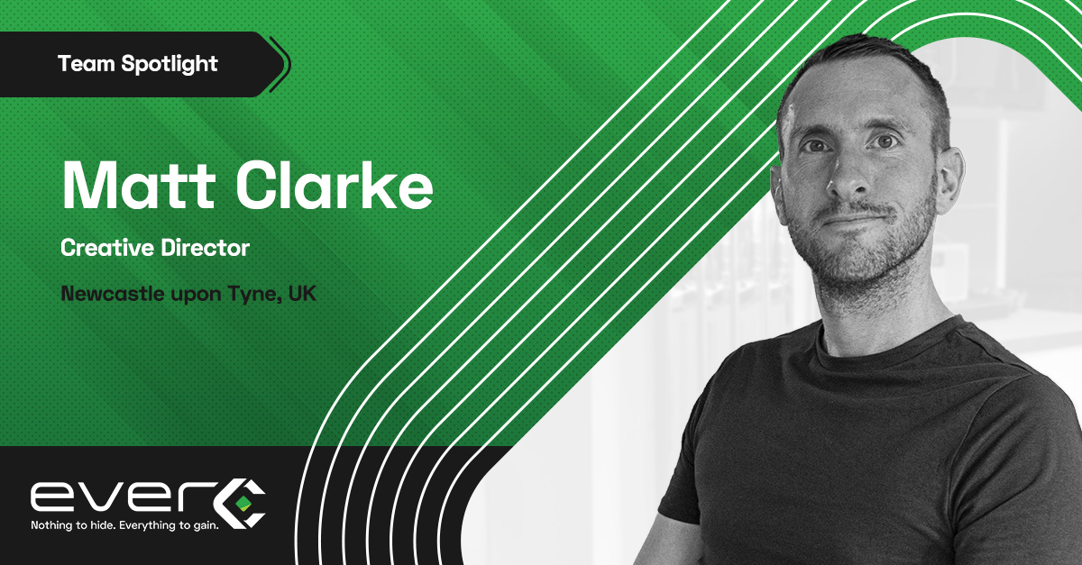 Team Spotlight: Matt Clarke